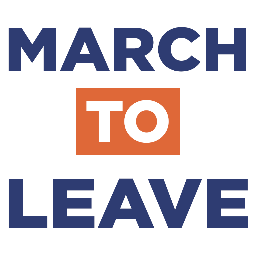 March to Leave
